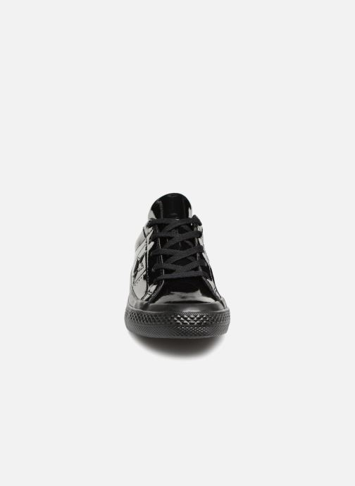 Trainers Converse One Star Ox Patented 90's Black model view
