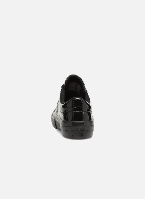 Trainers Converse One Star Ox Patented 90's Black view from the right