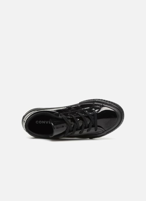 Trainers Converse One Star Ox Patented 90's Black view from the left