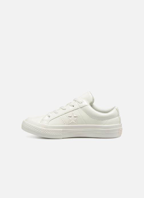 Trainers Converse One Star Ox Patented 90's White front view