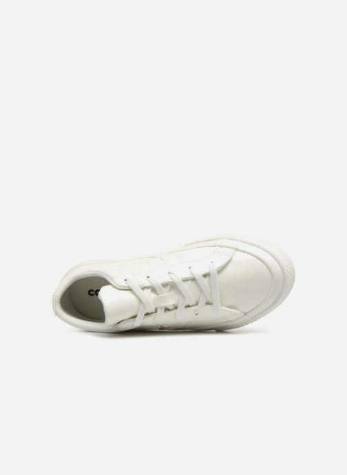 Trainers Converse One Star Ox Patented 90's White view from the left
