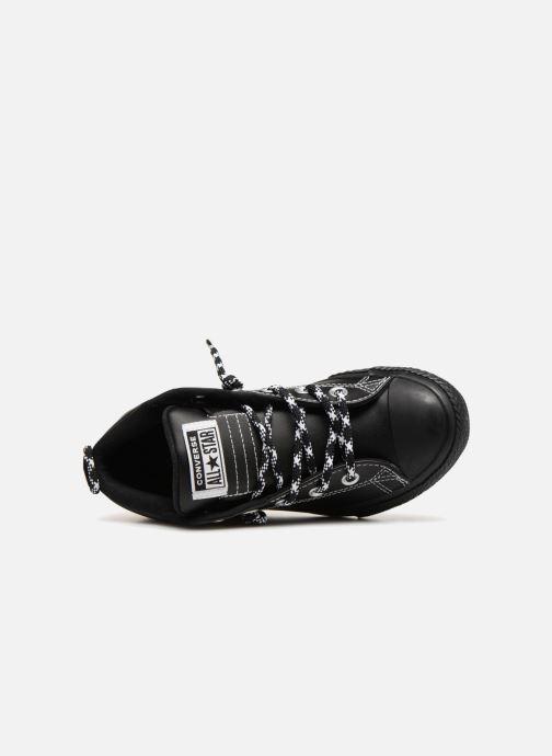 Sneakers Converse Chuck Taylor All Star Street Mid Street Hiker Zwart links