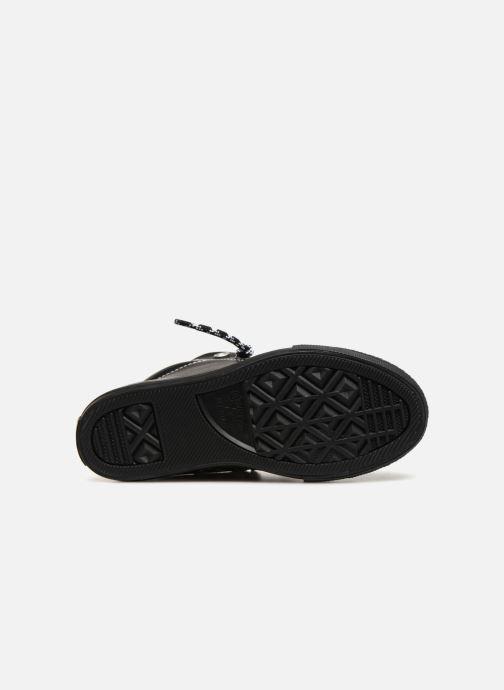 Sneakers Converse Chuck Taylor All Star Street Mid Street Hiker Zwart boven