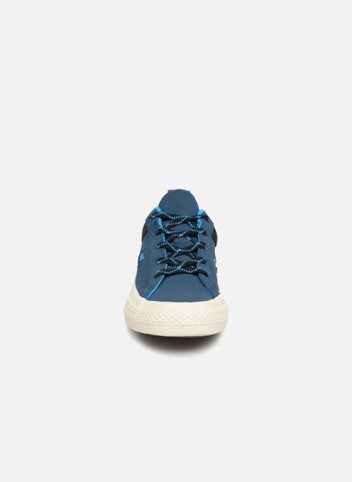 Sneakers Converse One Star Ox Sierra Blauw model
