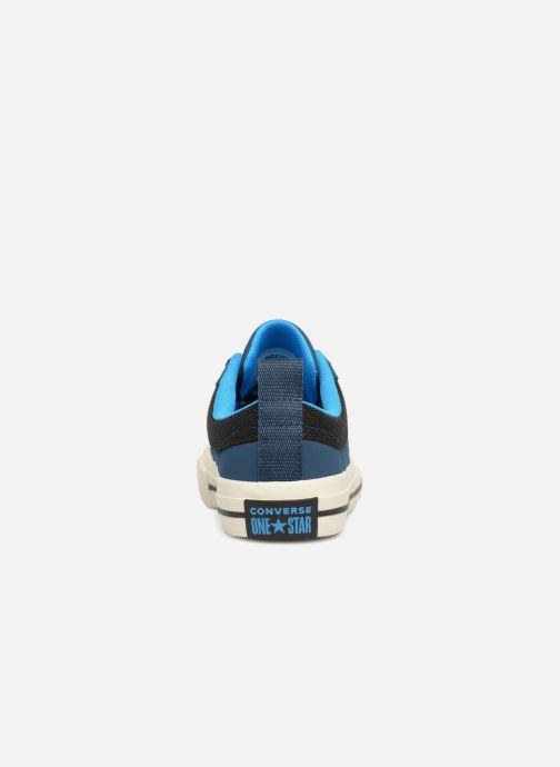Sneakers Converse One Star Ox Sierra Blauw rechts