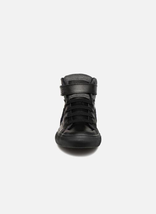 Baskets Converse Pro Blaze Strap Hi Fall Mash-Up Noir vue portées chaussures