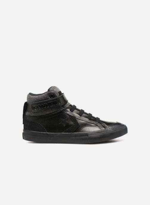 Baskets Converse Pro Blaze Strap Hi Fall Mash-Up Noir vue derrière