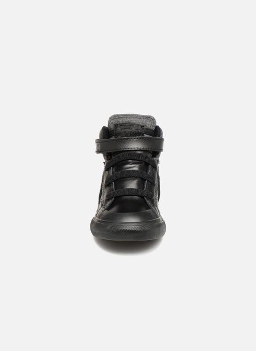 Sneaker Converse Pro Blaze Strap Hi Fall Mash-Up - Infant schwarz schuhe getragen