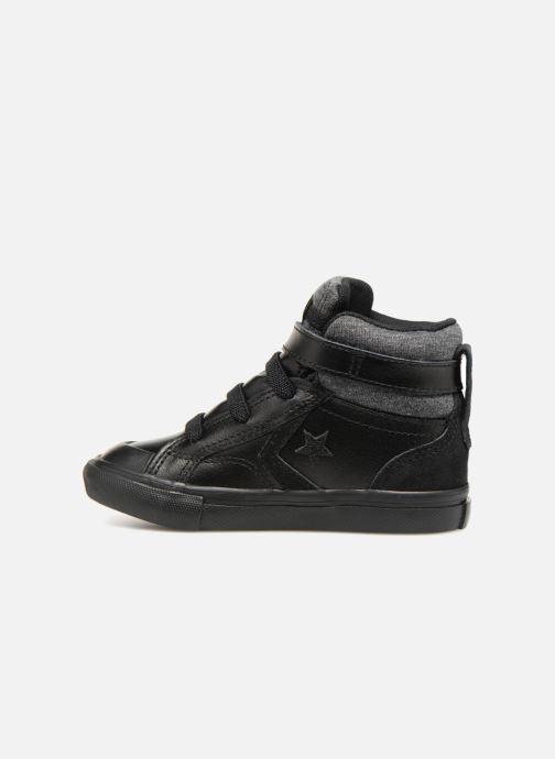 Sneaker Converse Pro Blaze Strap Hi Fall Mash-Up - Infant schwarz ansicht von vorne