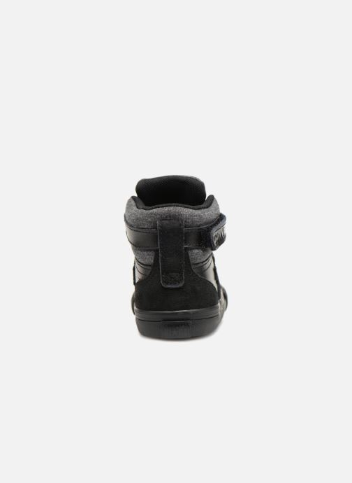 Sneakers Converse Pro Blaze Strap Hi Fall Mash-Up - Infant Zwart rechts
