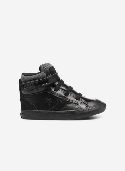 Sneaker Converse Pro Blaze Strap Hi Fall Mash-Up - Infant schwarz ansicht von hinten