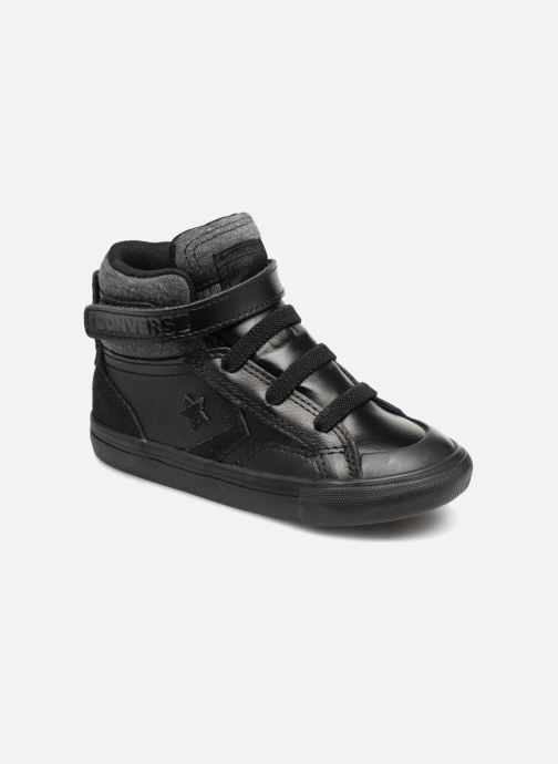 Sneakers Converse Pro Blaze Strap Hi Fall Mash-Up - Infant Zwart detail
