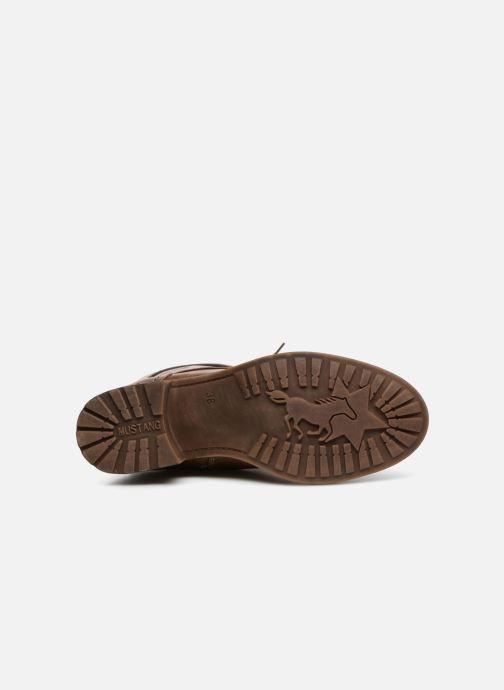 Laarzen Mustang shoes Jena Bruin boven