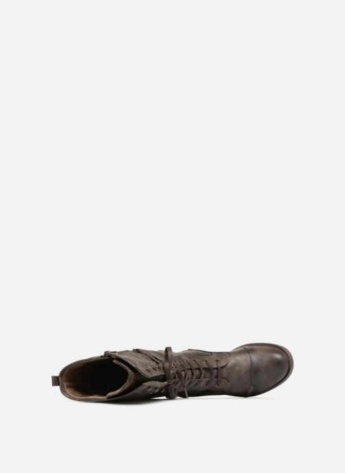 Stivali Mustang shoes Aglae Marrone immagine sinistra