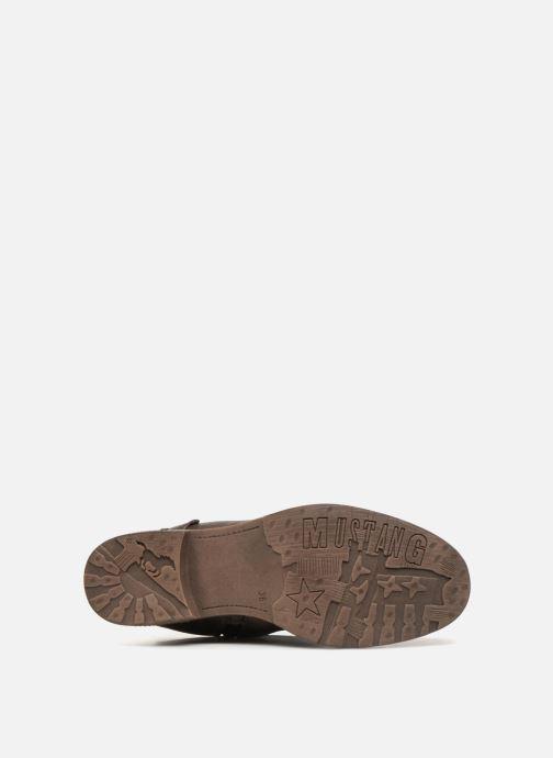 Stivali Mustang shoes Aglae Marrone immagine dall'alto