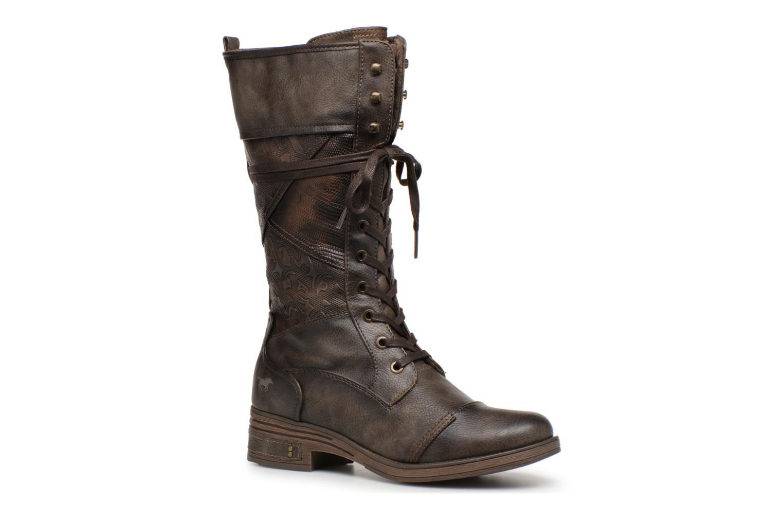 Stivali Mustang shoes Aglae Marrone vedi dettaglio/paio