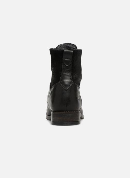 Stiefeletten & Boots Mustang shoes Carmen schwarz ansicht von rechts