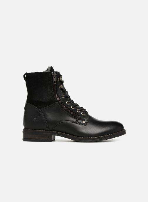 Stiefeletten & Boots Mustang shoes Carmen schwarz ansicht von hinten
