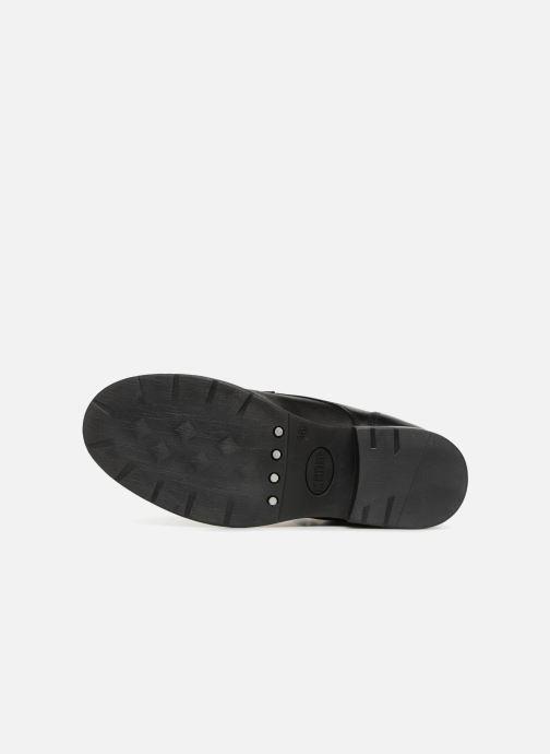 Stiefeletten & Boots Mustang shoes Carmen schwarz ansicht von oben