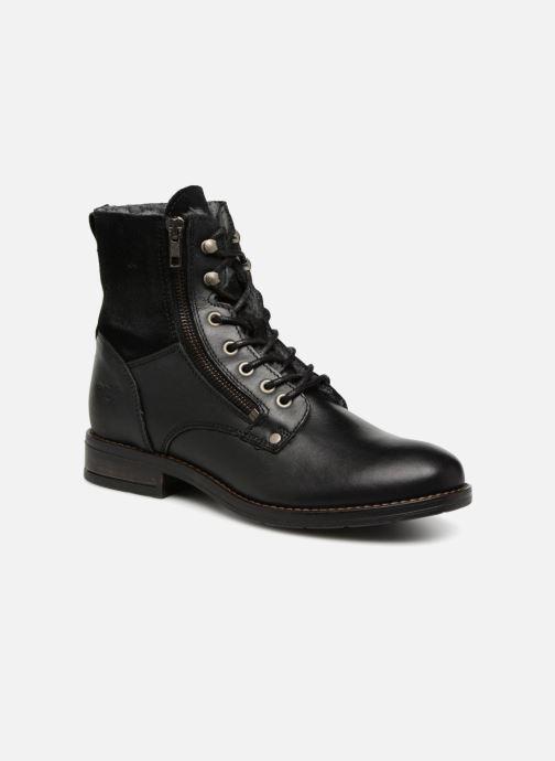 Stiefeletten & Boots Mustang shoes Carmen schwarz detaillierte ansicht/modell
