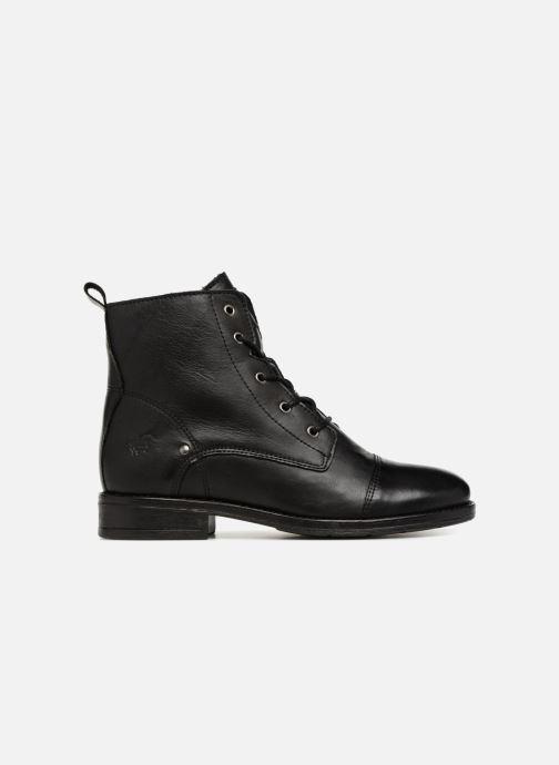 Bottines et boots Mustang shoes Liza Noir vue derrière