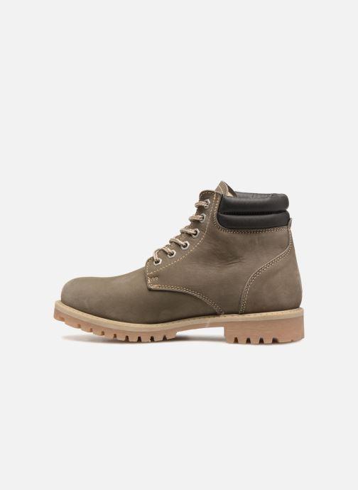Bottines et boots Mustang shoes Michele Vert vue face
