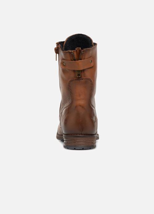 Mustang shoes Ming Stiefeletten & Boots braun Damen Schuhe