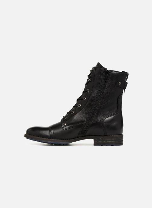 Bottines et boots Mustang shoes Ming Noir vue face