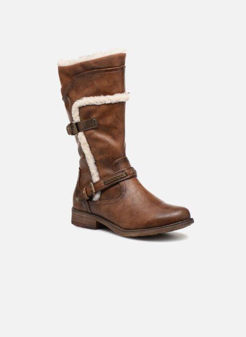 Mustang schuhe Isa (braun) - Stiefel Stiefel Stiefel bei Más cómodo d1e3f5