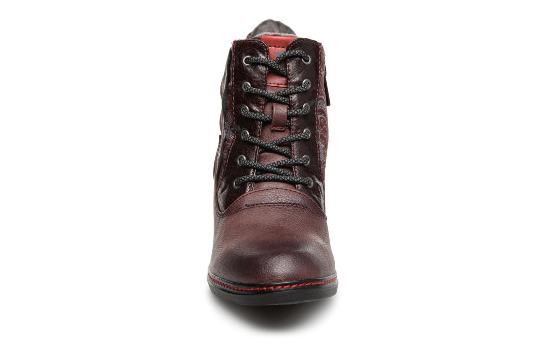 newest 5db53 7ec7b Mustang Mustang shoes Bordeaux Ela shoes rrH6wq8 for ...
