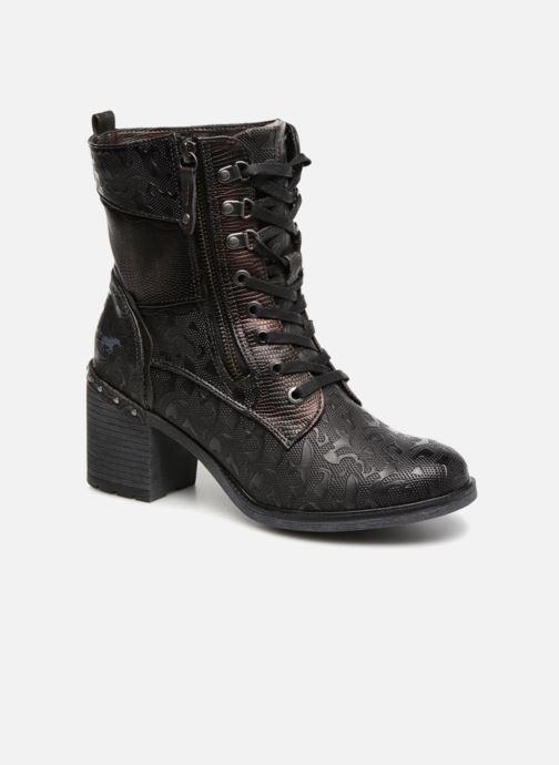 Mustang shoes Valea (Noir) - Bottines et boots chez Sarenza (345127) 6f18979c61f0