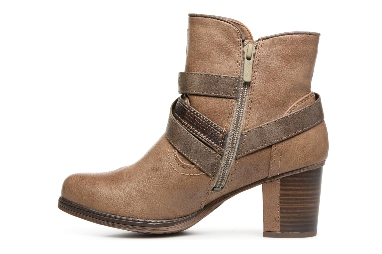 Shoes Vilou U4txtwq Shoes Taupe Taupe Mustang Mustang Vilou q0YwEE