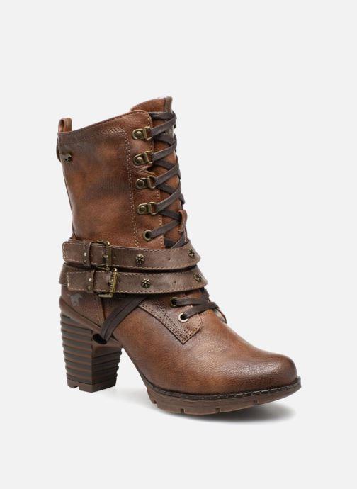 6ec49c8d294 Mustang shoes Elodie (Brun) - Boots på Sarenza.se (345137)