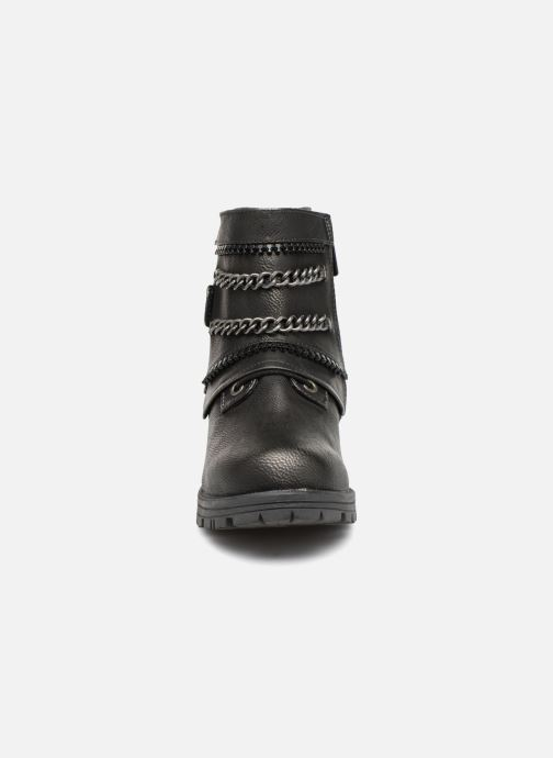 Ankle boots Mustang shoes Gea Grey model view