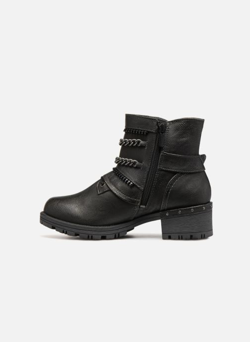 Bottines et boots Mustang shoes Gea Gris vue face