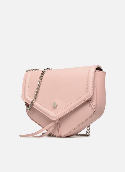 Bolsos de mano L37 Party Bag Rosa vista del modelo