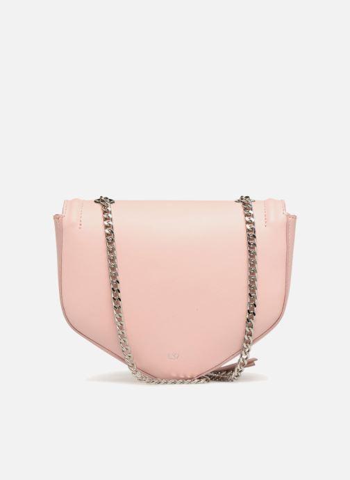 Bolsos de mano L37 Party Bag Rosa vista de frente
