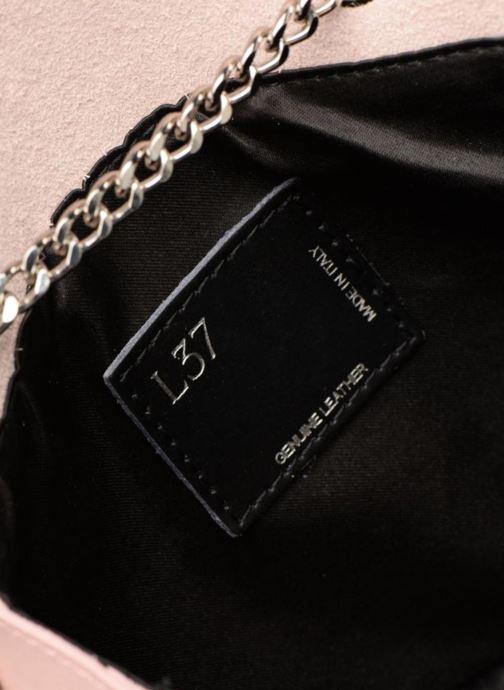 Bolsos de mano L37 Party Bag Rosa vistra trasera