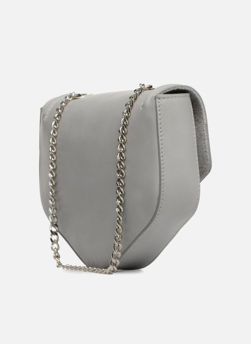 Bolsos de mano L37 Party Bag Gris vista lateral derecha