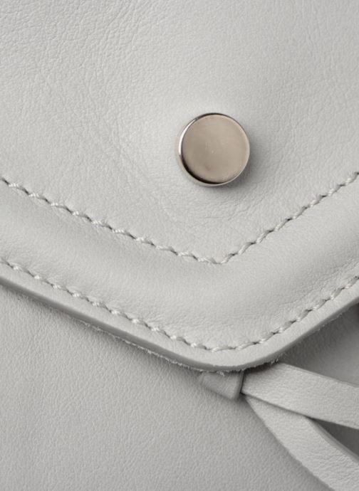 Bolsos de mano L37 Party Bag Gris vista lateral izquierda