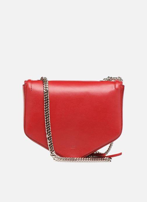 Handbags L37 Party Bag Red front view