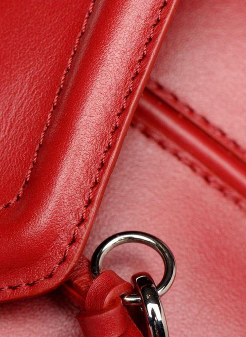 Bolsos de mano L37 Party Bag Rojo vista lateral izquierda