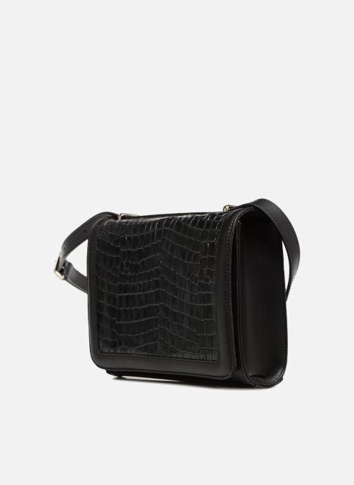 Sacs à main L37 Small and beautiful Noir vue portées chaussures