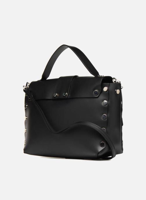 Bolsos de mano L37 Wow bag Negro vista lateral derecha