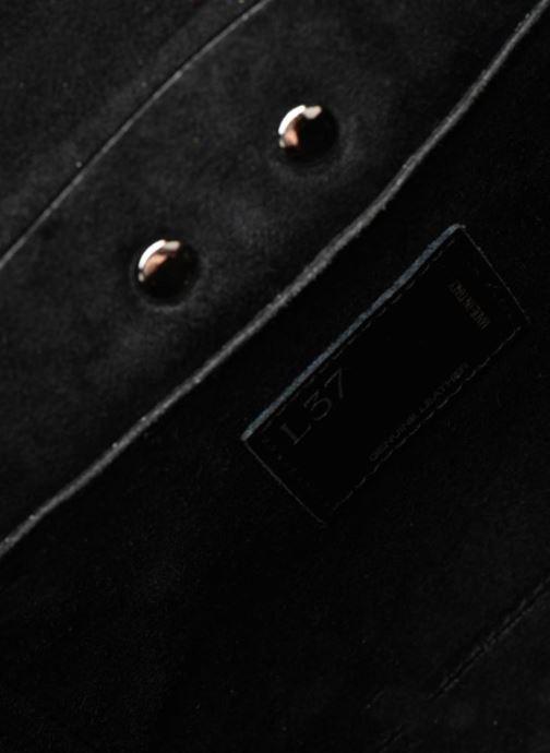 Bolsos de mano L37 Wow bag Negro vistra trasera