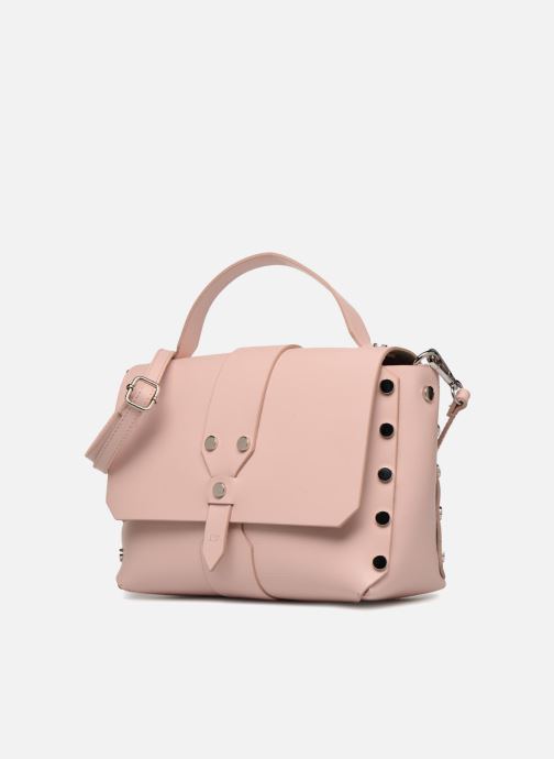 Bolsos de mano L37 Wow bag Rosa vista del modelo