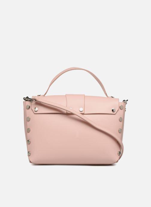 Handtassen L37 Wow bag Roze voorkant