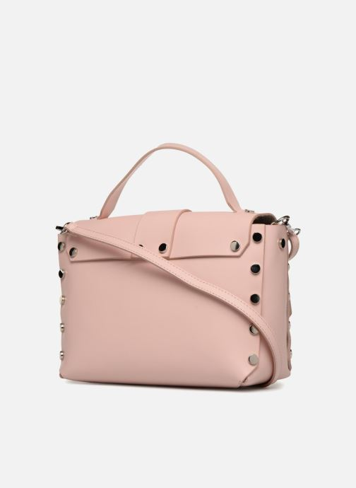 Borse L37 Wow bag Rosa immagine destra