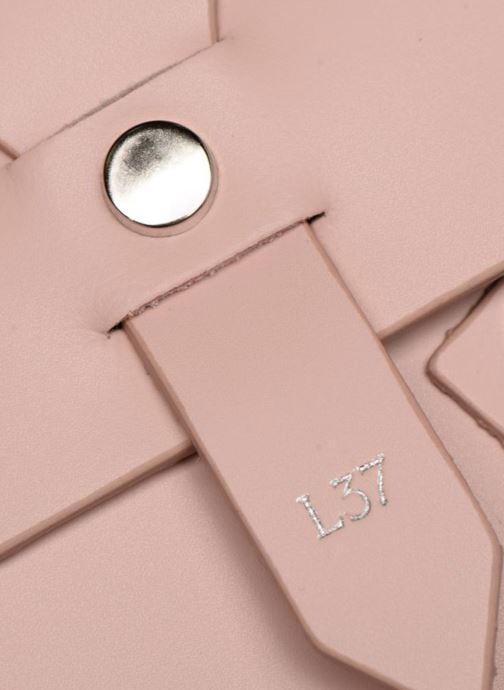 Handtassen L37 Wow bag Roze links