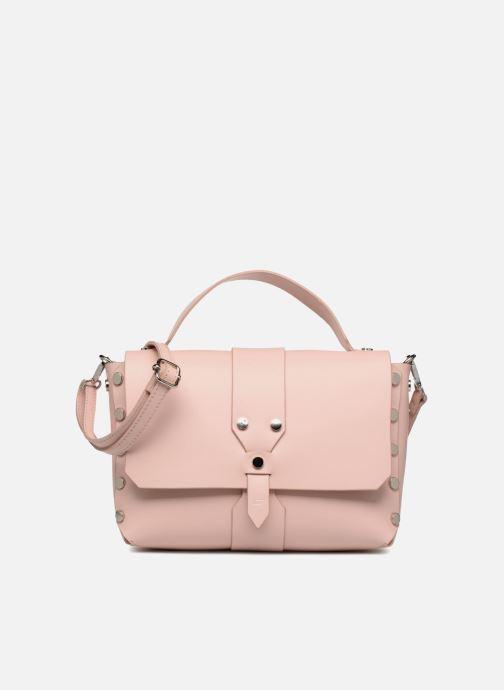 Handtassen L37 Wow bag Roze detail